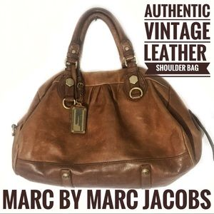 Marc by Marc Jacobs Vintage Workwear Leather Bag